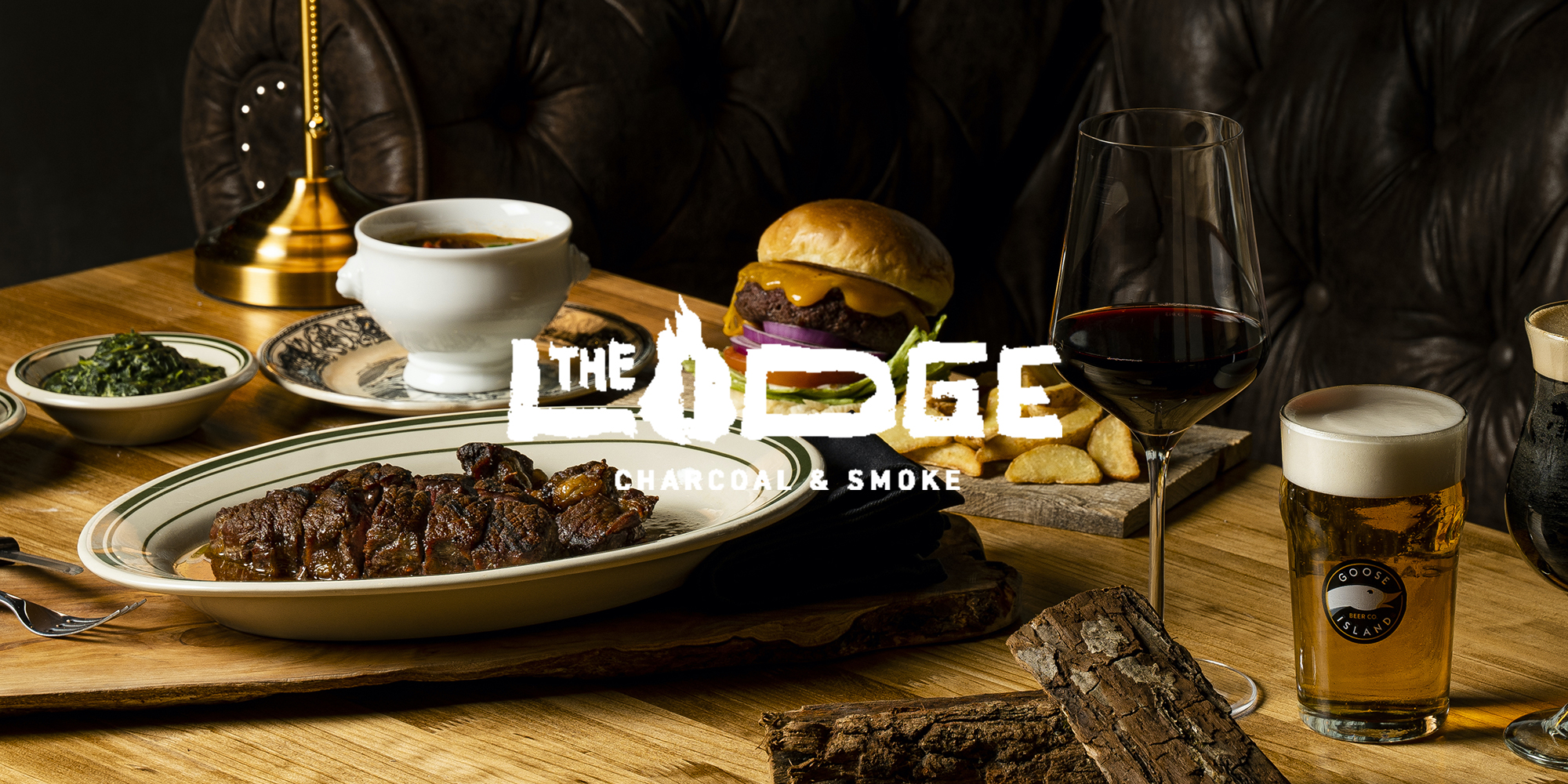 THE LODGE CHACOAL&SMOKE