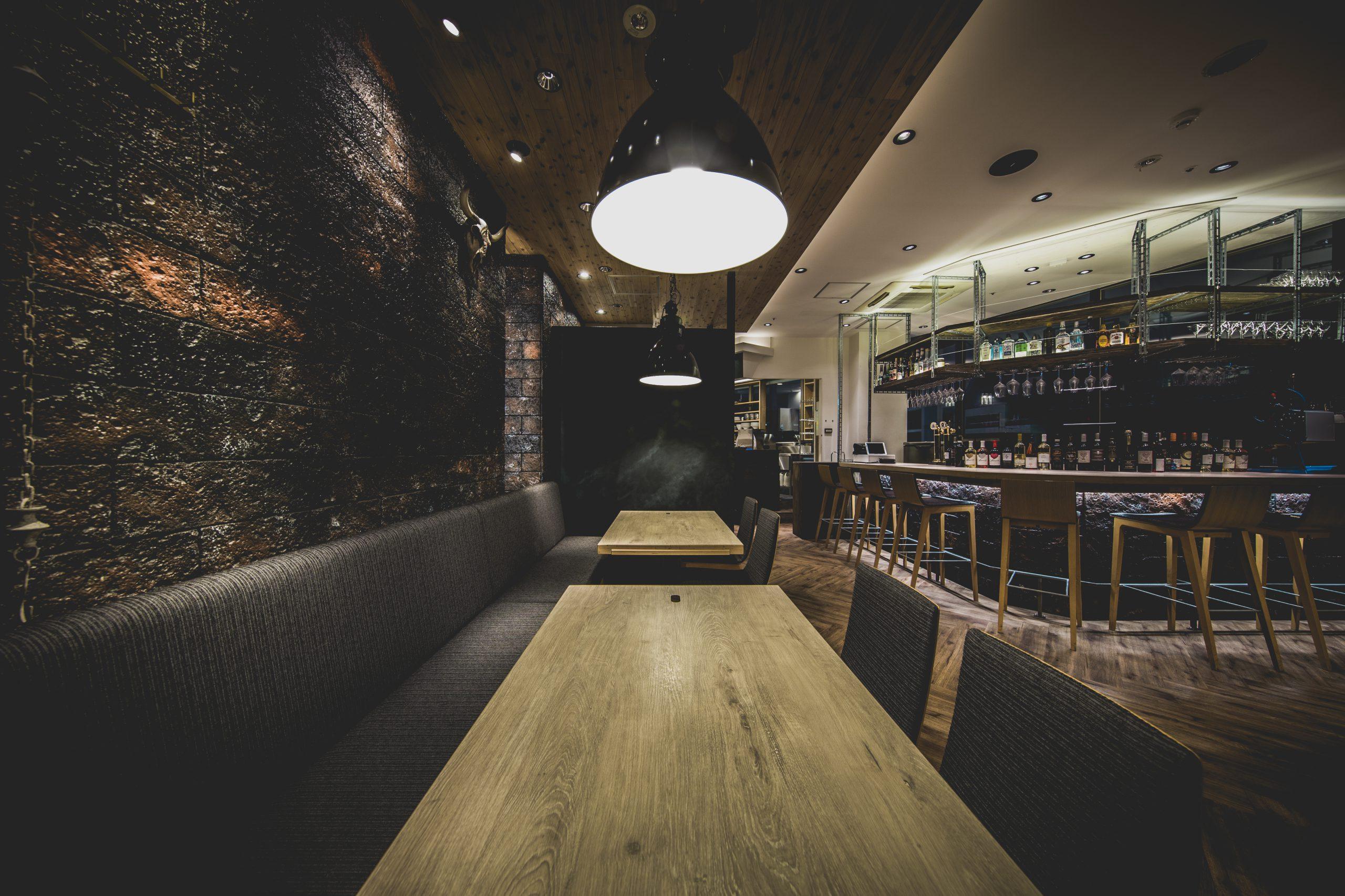 tavern102 店内